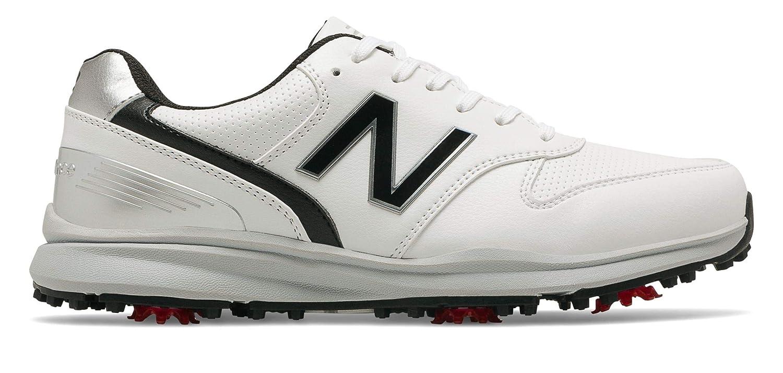 [New Balance(ニューバランス)] 靴シューズ メンズゴルフ NB Sweeper [並行輸入品] 28.5 cm White with Black B07KTM3H5Z
