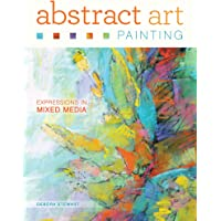 Abstract Art Painting: Expressions in Mixed Media