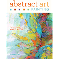 Abstract Art Painting: Expressions in Mixed Media (English Edition)