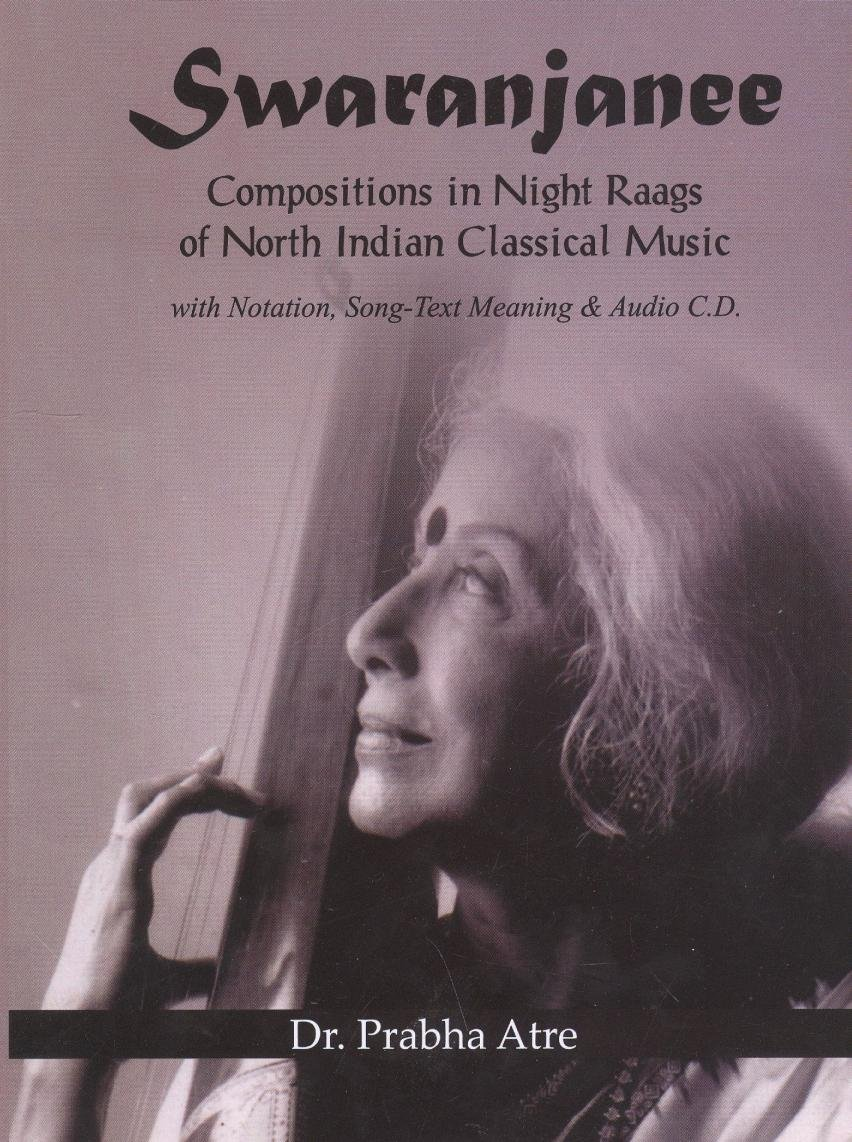 Buy SWARANJANEE Compositions in Night Raags of North Indian