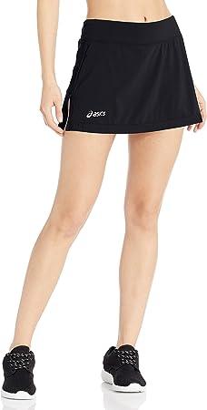 TALLA S. Asics The Attacker Sarong Short Falda pantalón para Mujer