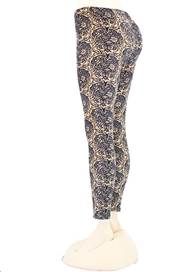7a6cf3beaf926f Image Unavailable. Image not available for. Color: NEW MONSTER Women Super  Warm Novelty Legging ...