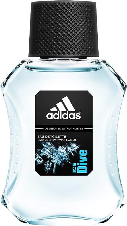 Comprar Adidas Ice Dive Eau de Toilette para Hombre - 50 ml.