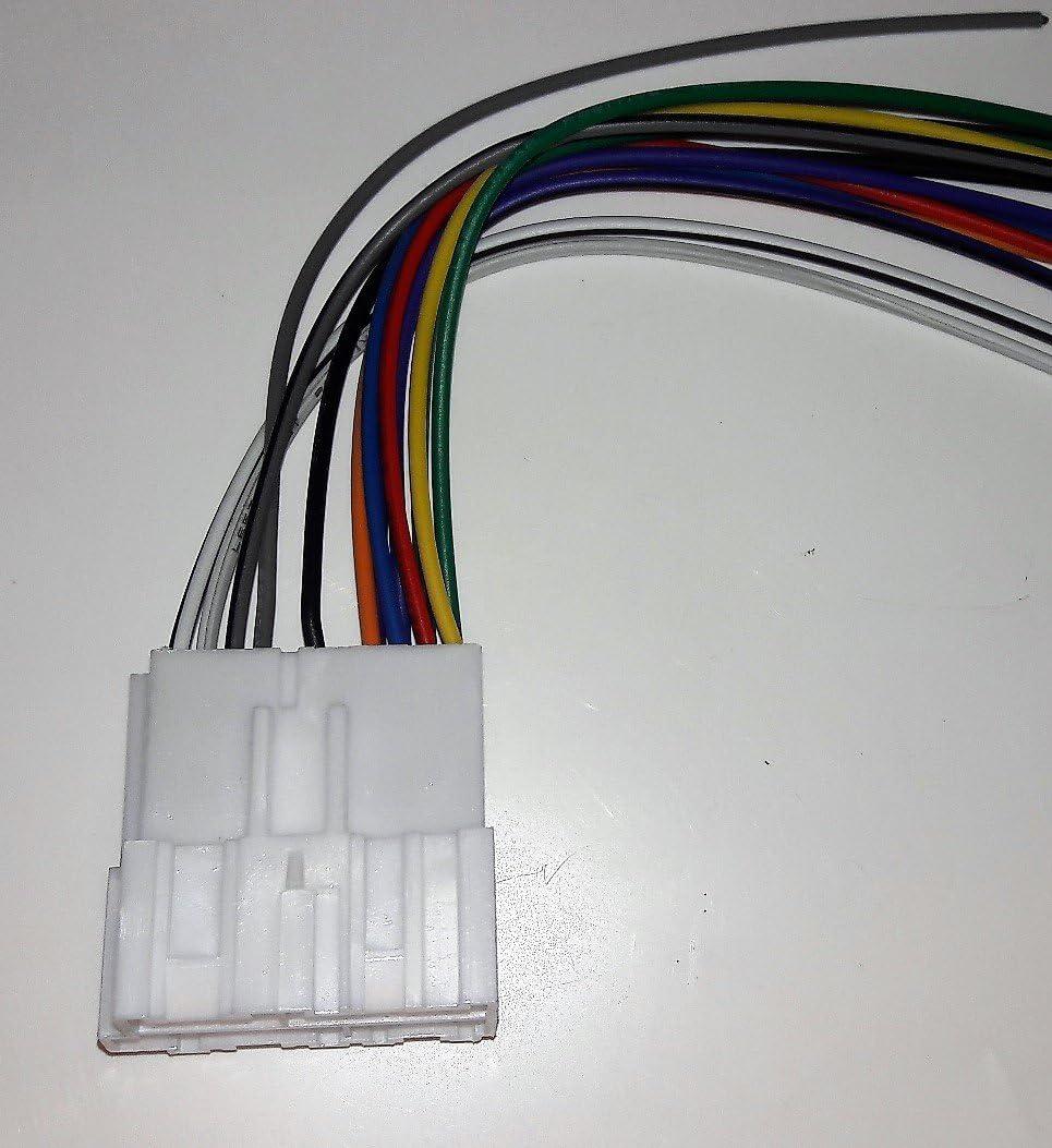 Stereo Install Dash Kit Pocket Chevy Suburban 92 93 94 car Radio Wiring inst.