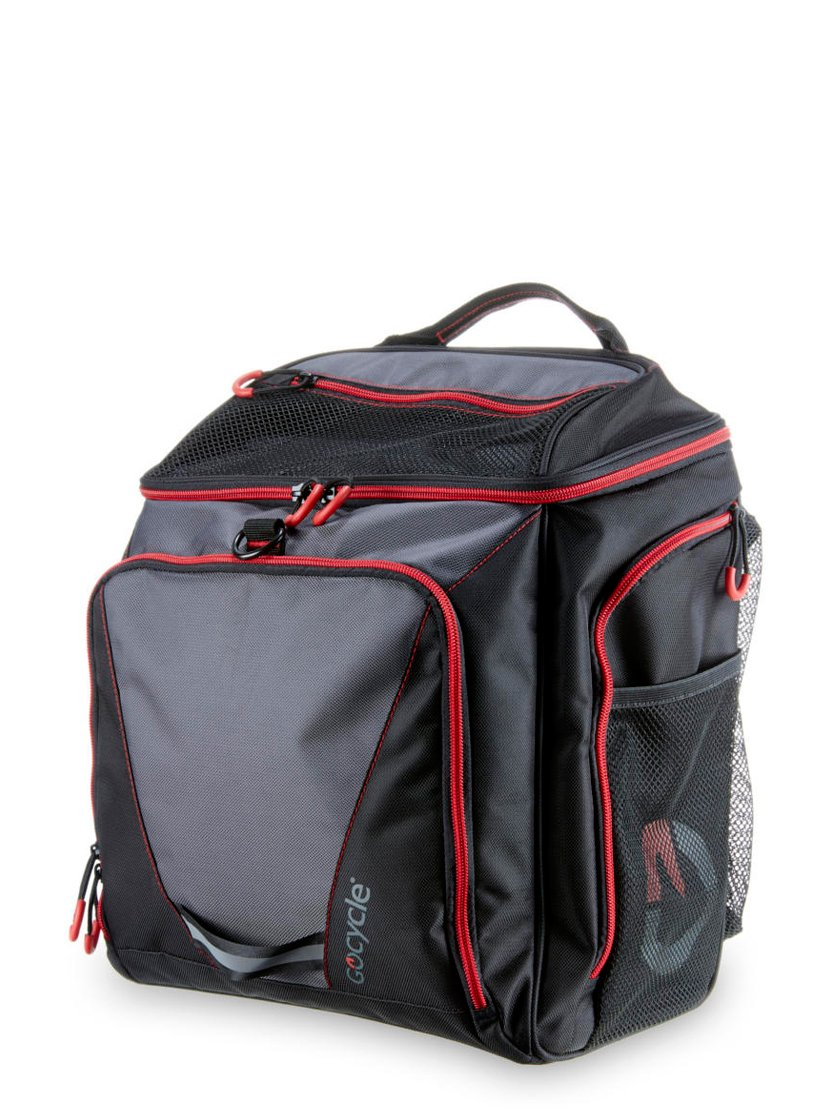 Mochila Frontal GOCYCLE G3 (Front Pannier). Incluye: correa para el hombro acolchada para mayor comodidad.: Amazon.es: Deportes y aire libre
