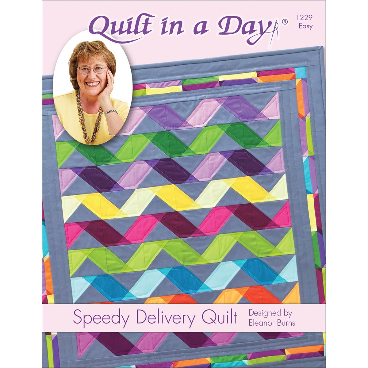 Speedy Delivery Quilt Pattern by Quilt in a Day 1229