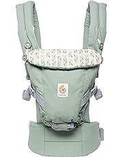 Ergobaby Babytrage für Neugeborene, Adapt 3-Positionen-Komforttrage, verschiedene Farben