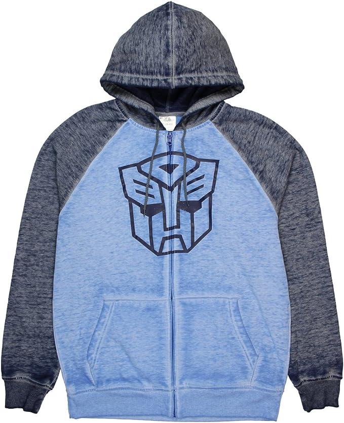 Transformers Bumblebee Authentic Movie Hoodie,Toyline Adult /& Kids Hoodie Top