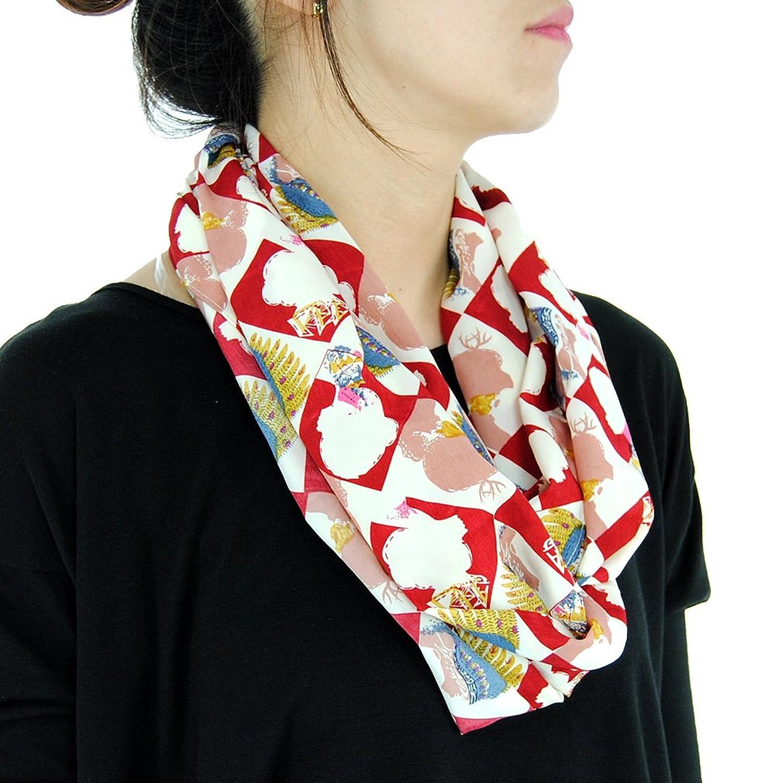 Basico Lady Fashion Scarf Infinity Stylish Soft Wrap Long