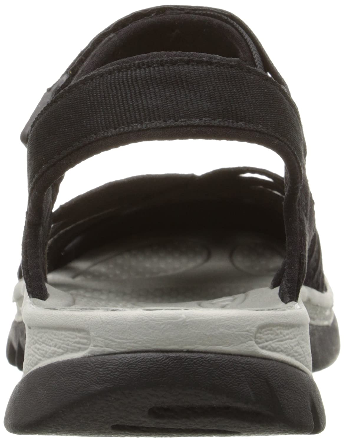KEEN Women's Rose Sandal B079FP86TC 35 M EU|Black/Neutral Gray