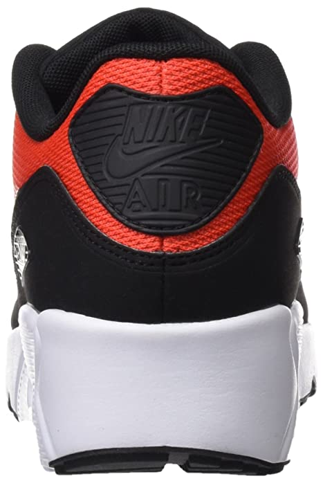 size 40 0ce68 46e0a Nike Air Max Zero 0 QS Black Red Girls Boys Sneakers Shoes 789695-019