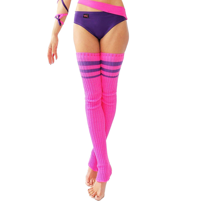 Wink Designs Damen Stulpe mehrfarbig W0156