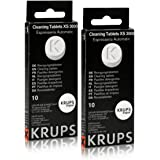 KRUPS XS3000 Cleaning Tablets 2