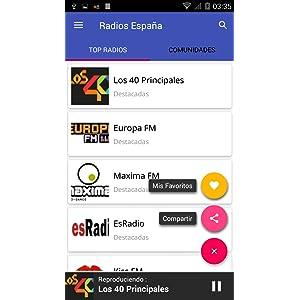 Radio España FM: Amazon.es: Amazon.es