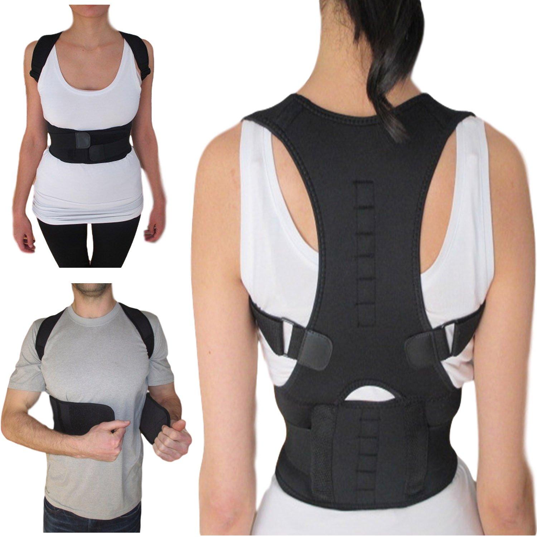 Thoracic Back Brace Support For Back Neck Shoulder Upper