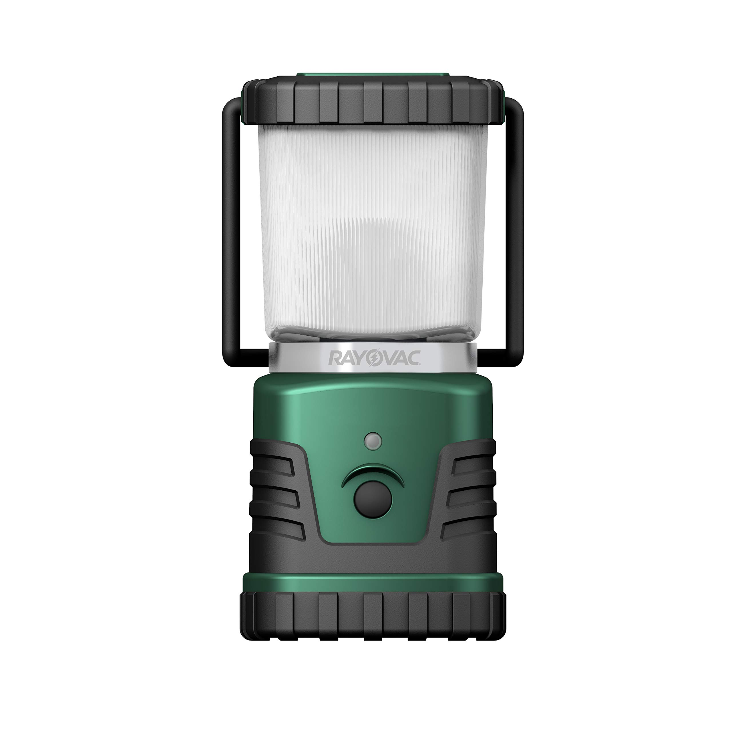 Rayovac Sportsman Camping Lantern, 305 Lumen Water Resistant LED Lantern & Flashlight - Perfect for Camping, Hiking, Dog Walking, Power Outages, Emergency Situations by Rayovac