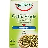 Equilibra - Caffè verde, 40 Capsule