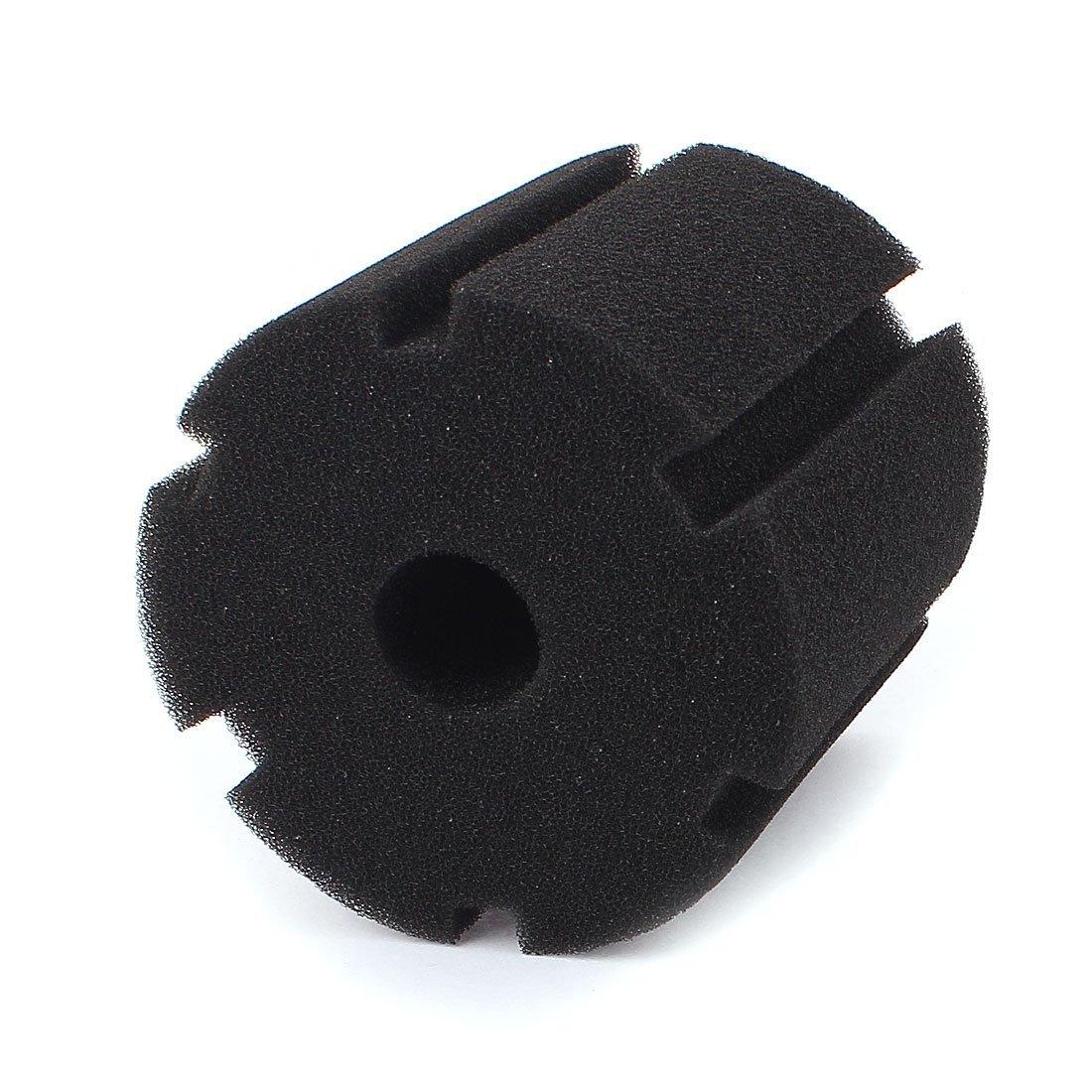 Amazon.com : eDealMax filtro del acuario bioquímica espuma de la esponja de reemplazo Negro : Pet Supplies