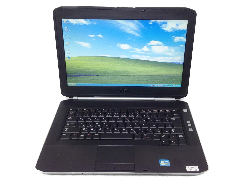 【中古】 デル Latitude E5420 ノートパソコン Core i3 2330M 2.2GHz メモリ4GB 160GBHDD DVD-ROM WindowsXP Professional SP3 P16G B07C73PHWR