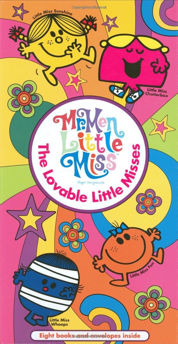The Lovable Little Misses (Mr. Men and Little Miss): Roger ...