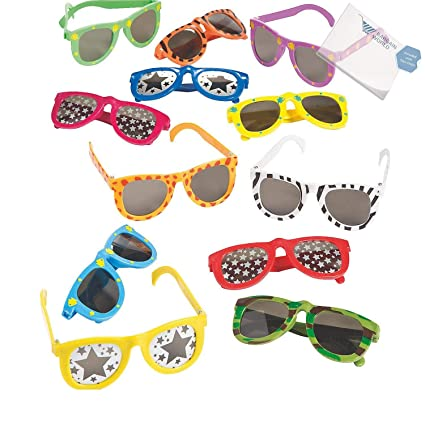 7cac07039ca Amazon.com  Bargain World Kids Sunglasses Mega Assortment (With ...