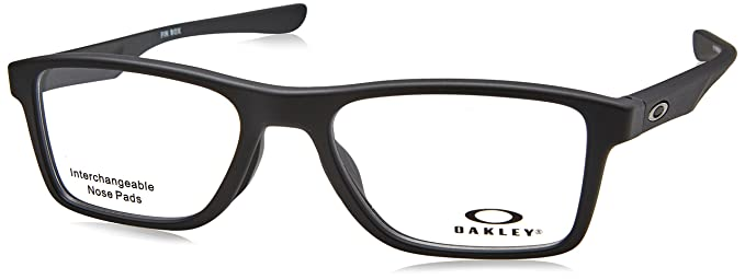 a633c2b456 OAKLEY OX8108 - 810801 FIN BOX Eyeglasses 53mm at Amazon Men s ...