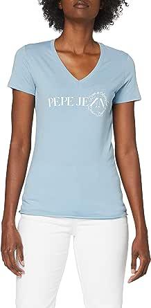 Pepe Jeans Agnes Camiseta para Mujer