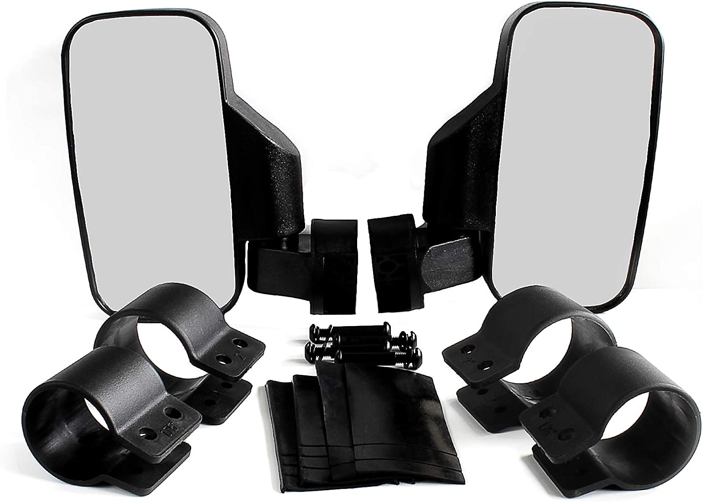PowerSports Pros UTV Side Mirror Set