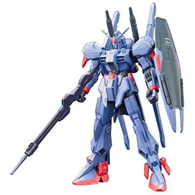 Bandai Hobby RE/100 Gundam Mark III Model Kit: Toys & Games