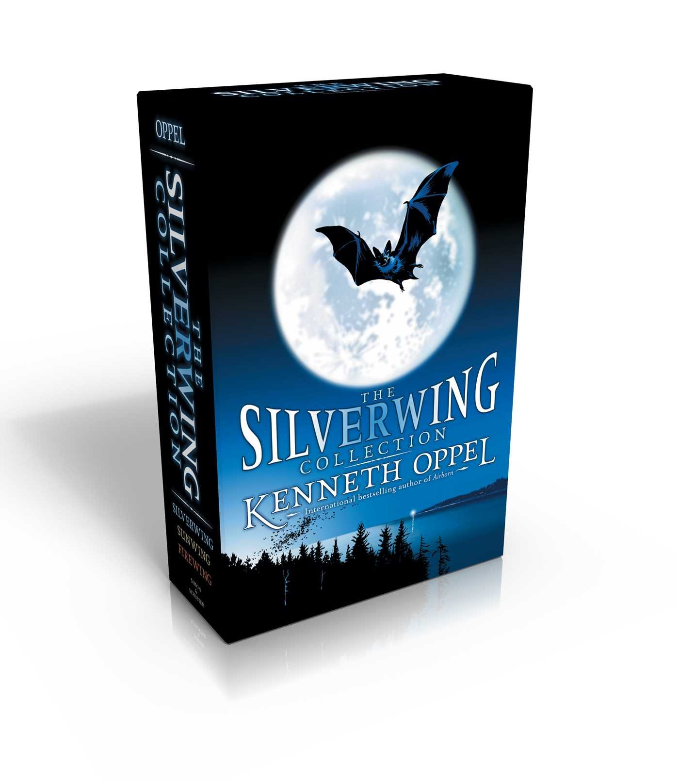 The Silverwing Collection: Silverwing; Sunwing; Firewing (The Silverwing Trilogy) by SIMON BYR (Image #1)