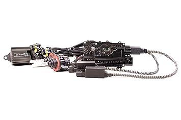 9008/H13 Morimoto Elite HID balastos Kit con xb35 35 W, 5500 K HID