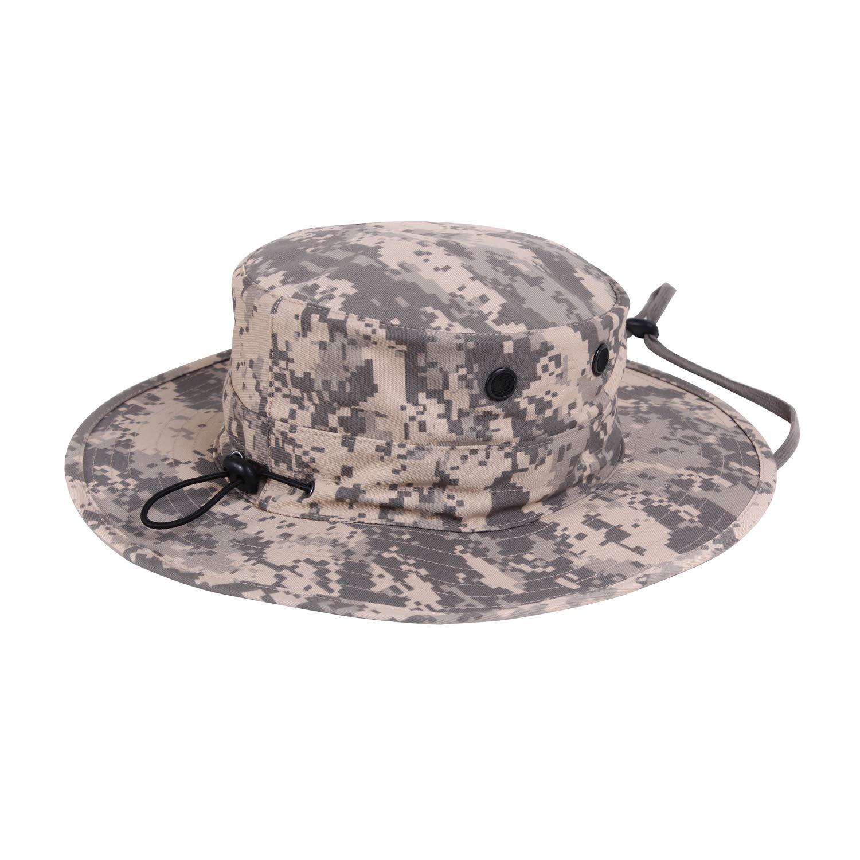 Amazon.com   Rothco Adjustable Boonie Hat f85554dab1d
