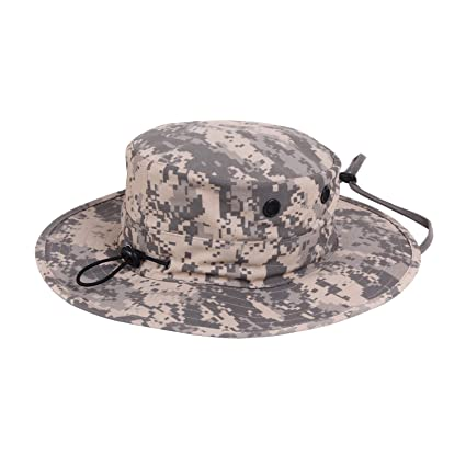 aea062c6950 Amazon.com  Rothco Adjustable Boonie Hat