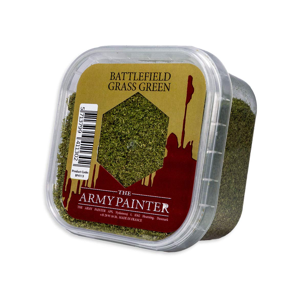The Army Painter Basing: Grass Green - Miniature Models Bases for a Realistic Look