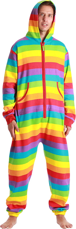 #followme Jumpsuit Adult Onesie Pajamas: Clothing