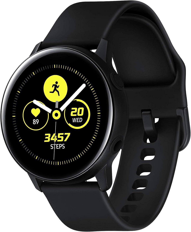 Samsung Galaxy Watch Active Reloj Inteligente Negro SAMOLED 2,79 ...