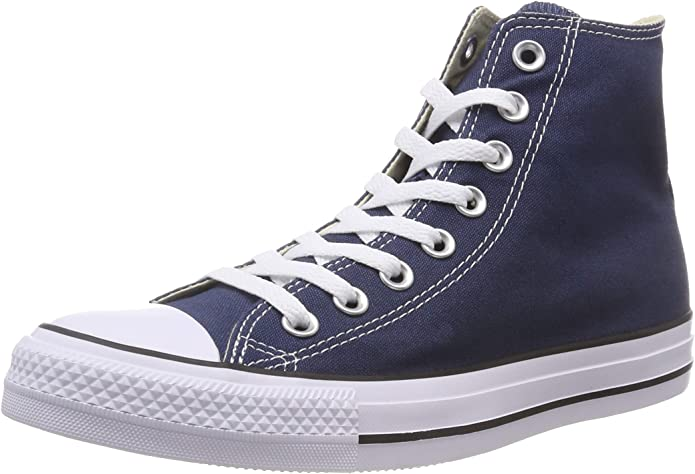 Converse Chucks (Chuck Taylor) All Star High Top Unisex Damen Herren Marineblau
