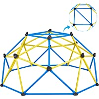 Albott Dome Climber - 6FT Indoor Matte Jungle Gym Playground Geodesic Climbing Dome for Within 8 Years Kids Outdoor Toys…