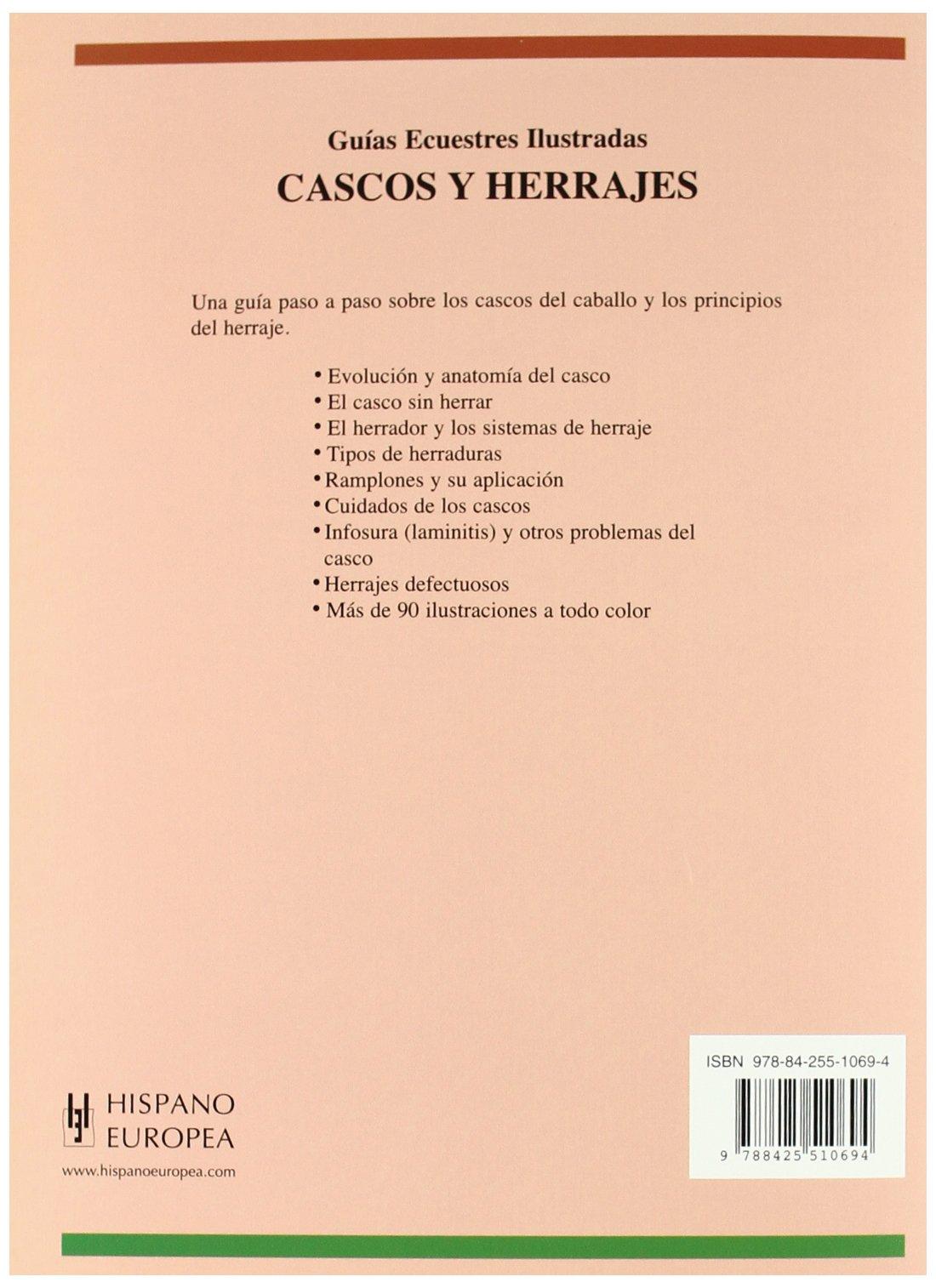Cascos Y Herrajes/ Feet and Shoes (Spanish Edition): Toni Webber: 9788425510694: Amazon.com: Books