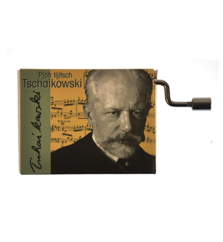 Fridolin Tchaikovsky/Tschaikowski - Swan Lake/Le lac des cygnes/Schwanensee Music Box 58393