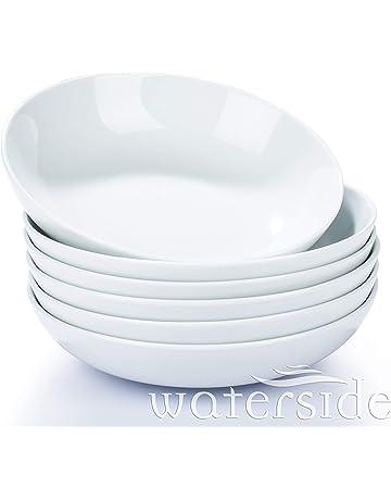 4617fcb90db9e Amazon.co.uk: Pasta Bowls: Home & Kitchen