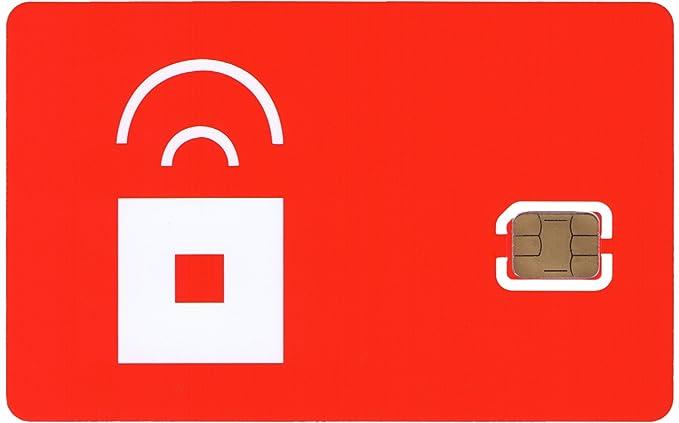 Red Pocket mobile de tarjeta SIM a Nano (Estados Unidos ...