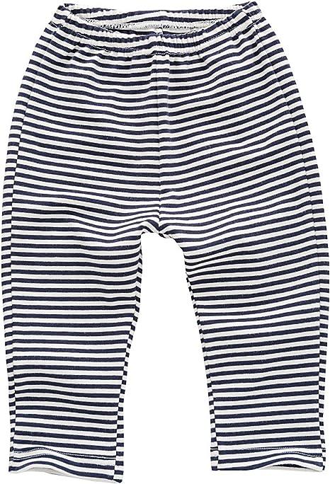 babiesnature bambú rayas desatado Leggings pantalones de algodón ...