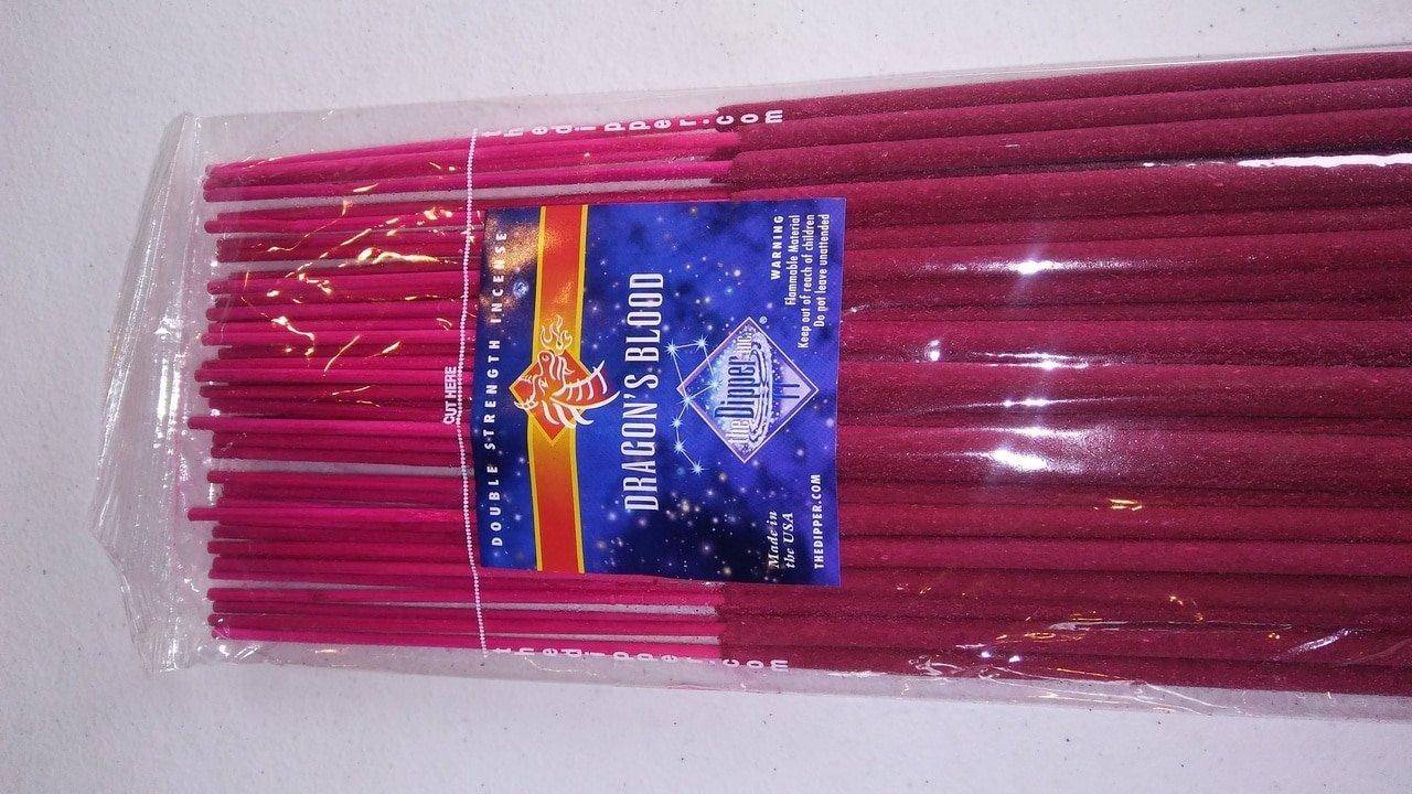 The Dipper Dragon 's Blood 19インチジャンボIncense Sticks – 50 Sticks B07C6K63FX