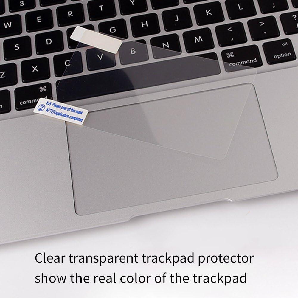 CaseBuy MacBook Air 13 Skin Clear Matte Anti-Scratch Trackpad Protector Cover Skin MacBook Air 13.3 A1466 A1369