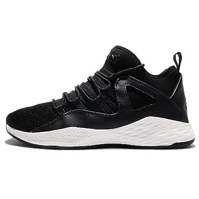 aa75ddc64a1 Amazon.com | Jordan Formula 23 mens basketball-shoes 881465-005_8.5 -  Black/Black-Sail | Basketball