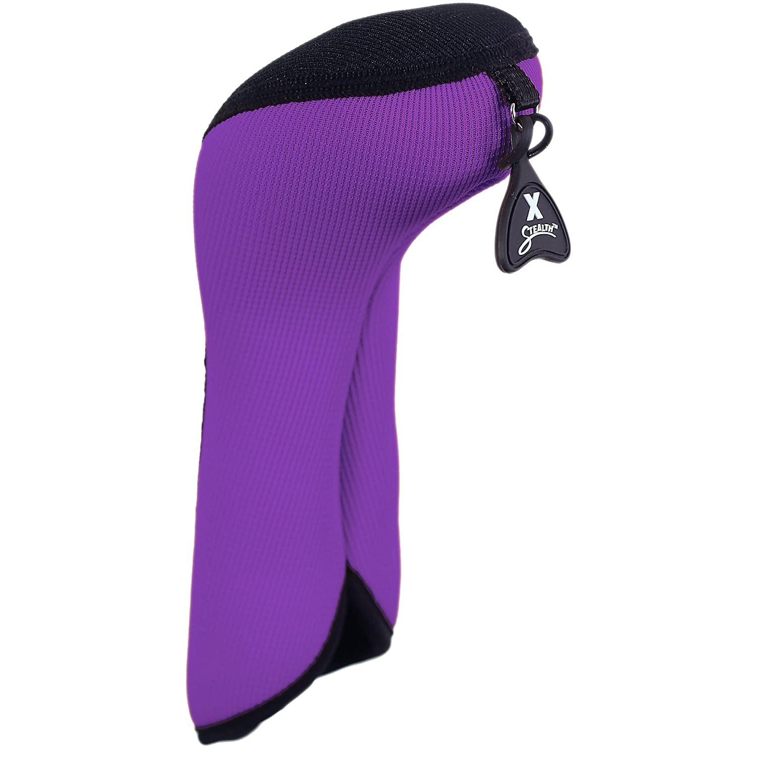 (Purple) - Stealth Women's 7-9-X Fairway ID Tags Club Cover - 8 Colours Available   B0095ZKROU