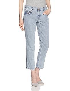 1dbb30f1 Diesel Women's Livier-Ankle Jeans: Amazon.co.uk: Clothing