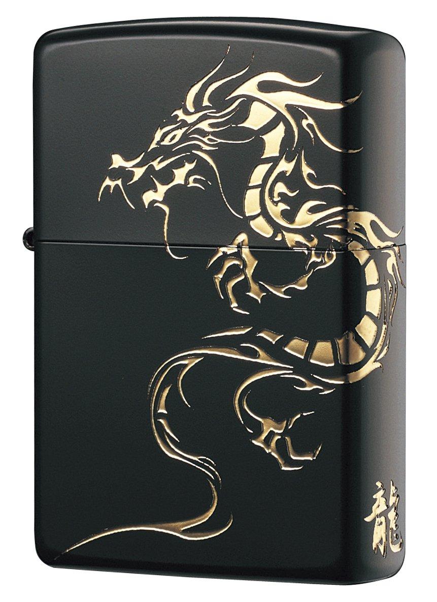 Zippo Japanmodel Tiger Dragon 2bkg Dr Sports Fan Cigarette Lighters Outdoors