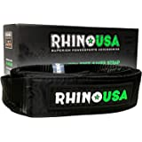 Rhino USA Recovery Tree Saver Tow Strap 3in x 8ft - Blackout Edition